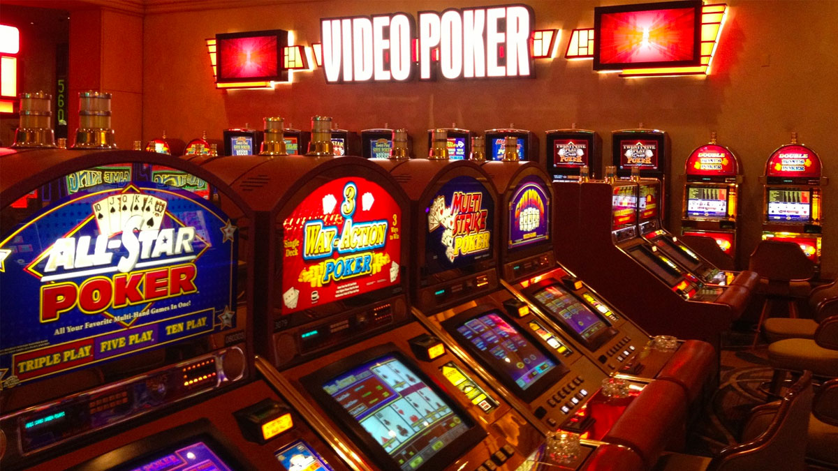 More information on video poker